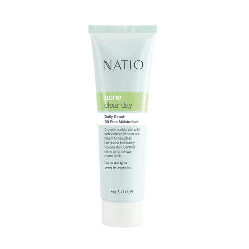 NATIO 淨油肌水潤平衡乳-日間75ml