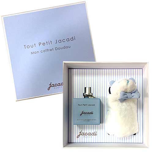 [原廠公司貨‧獨家首賣]法國童裝品牌Jacadi 寶貝淡香水禮盒(BOY)