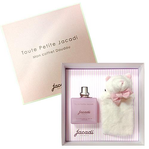 [原廠公司貨‧獨家首賣]法國童裝品牌Jacadi 寶貝淡香水禮盒(GIRL)