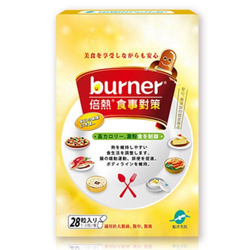船井 super burner倍熱食事對策膠囊28顆