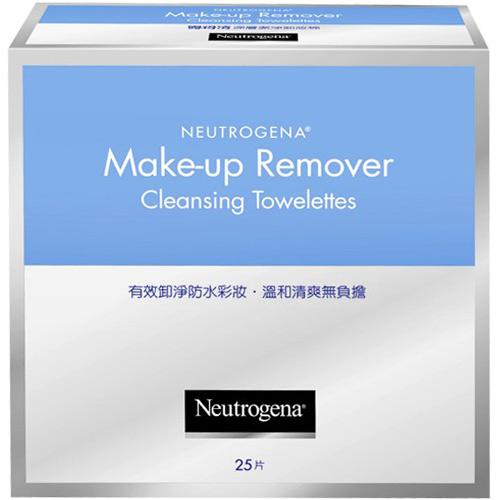 Neutrogena露得清深層潔淨卸妝棉-補充包