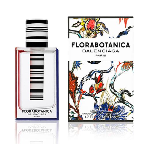 Balenciaga Florabotanica 實驗玫瑰淡香精
