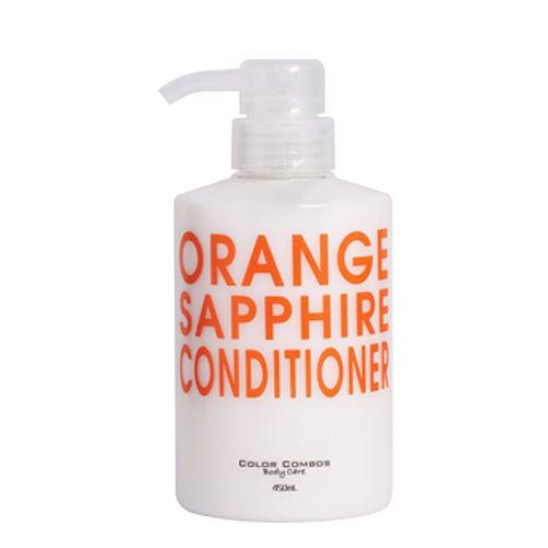 [獨家代理]COLOR COMBOS 橙寶石護髮素450ml(蜜糖花香)