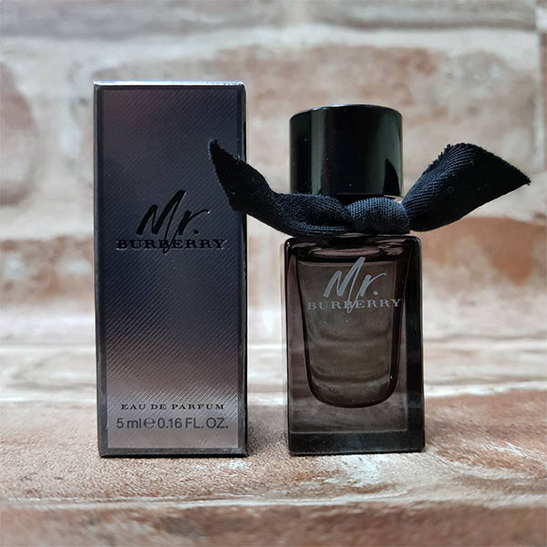 BURBERRY Mr. BURBERRY  男性淡香精 5ML 沾式 小香