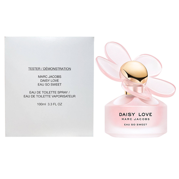 Marc Jacobs Daisy So Sweet 親愛雛菊甜蜜 女性淡香水 TESTER 100ML