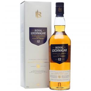皇家藍勳12年高地單一純麥威士忌