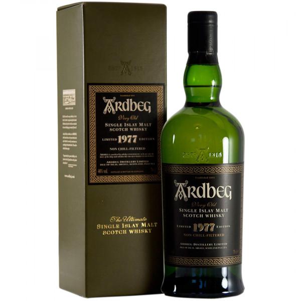雅柏 1977 艾雷 單一純麥威士忌