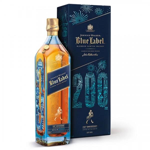 約翰走路藍牌晶湛限定版威士忌