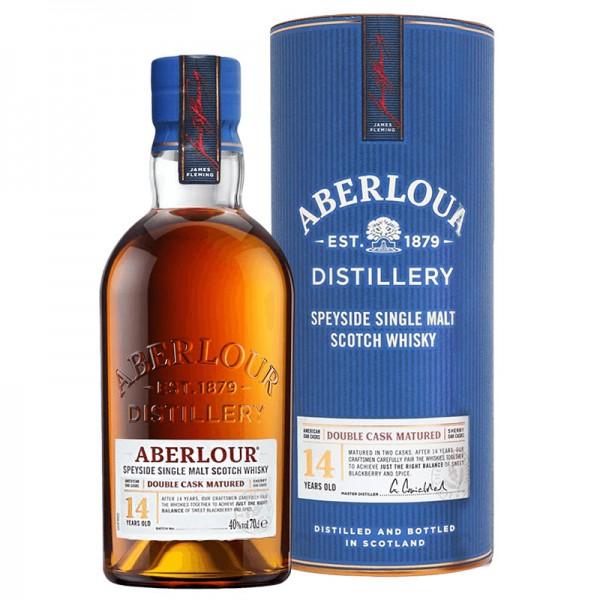 亞伯樂14年雙桶熟成斯貝塞單一純麥威士忌
