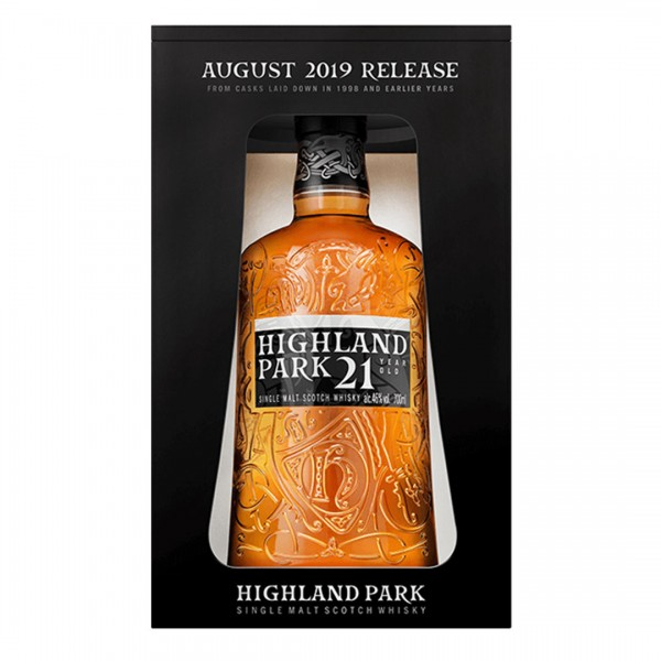 高原騎士21年原酒奧克尼島單一純麥威士忌
