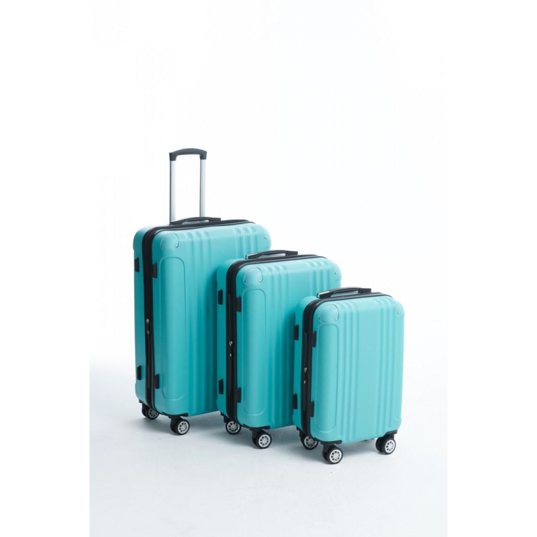 AIRWALK LUGGAGE-典藏系列-兩件組/三件組(兩色)
