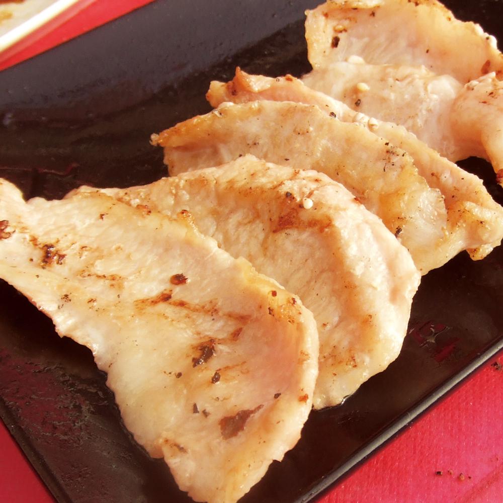 霜降豬肉燒烤片