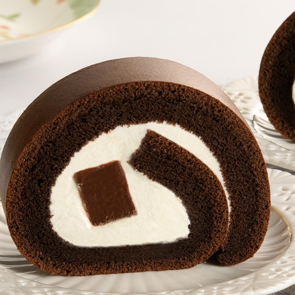亞尼克生乳捲-生巧克力