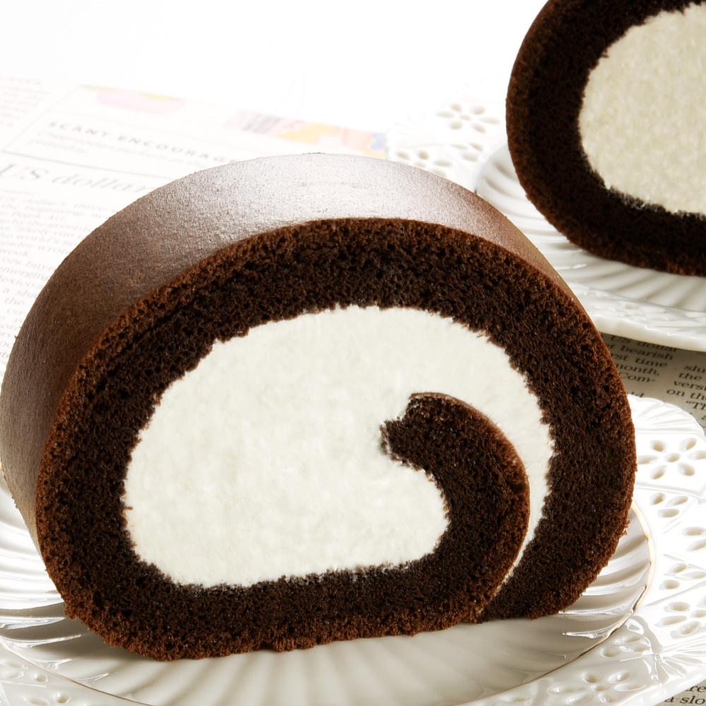 特黑巧克力生乳捲