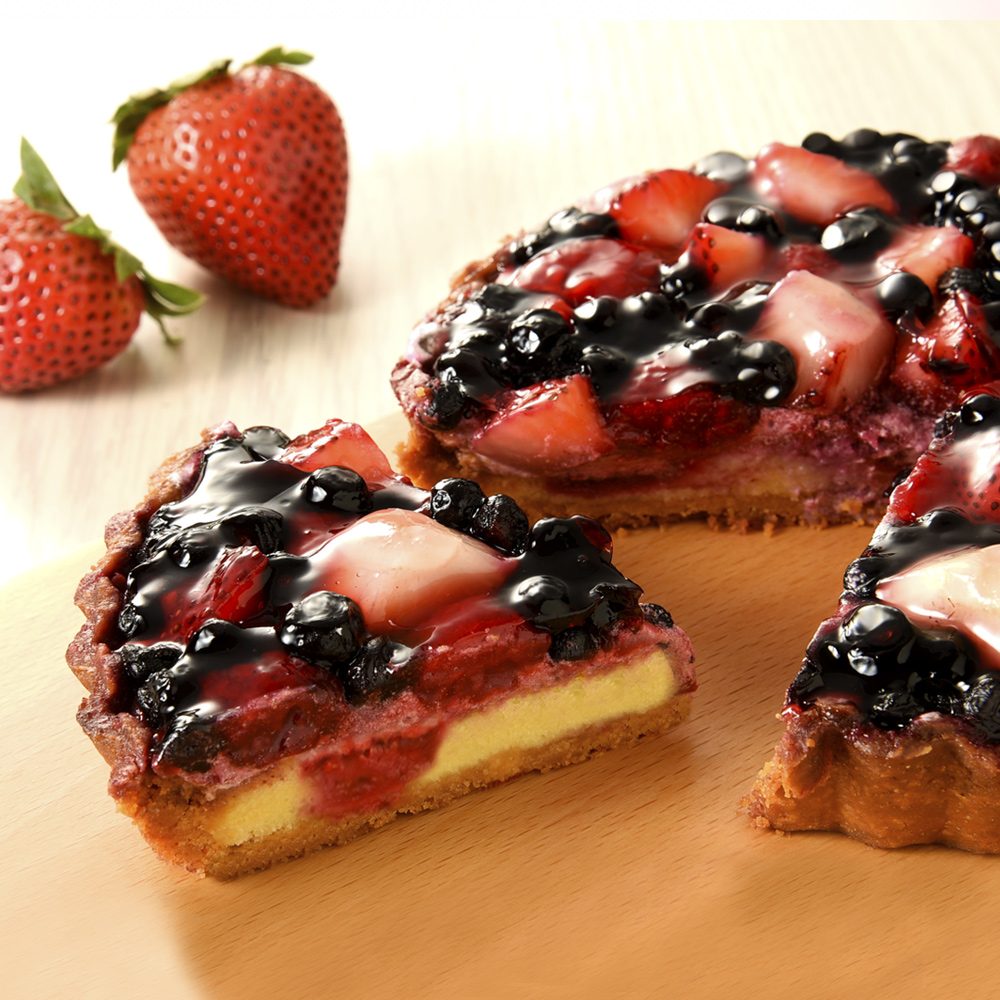亚博会特供-野莓私語6吋博
