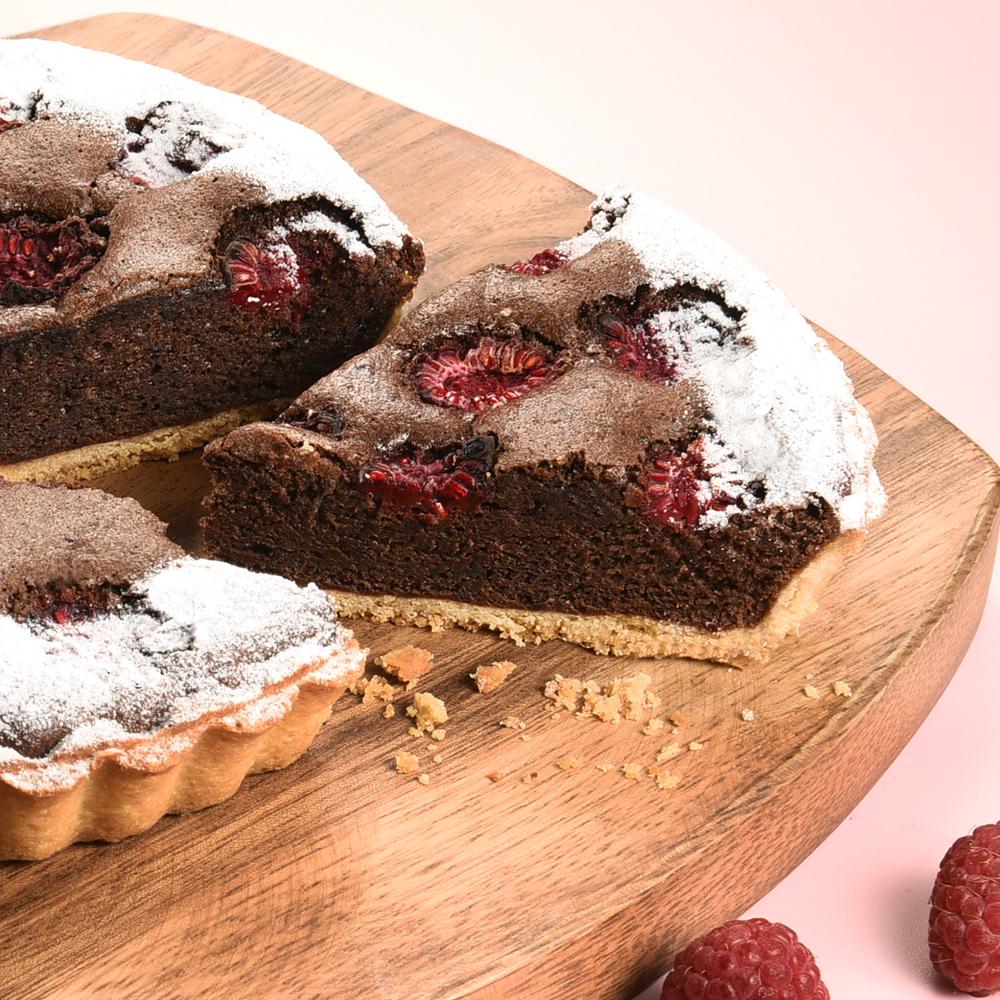 夢想村-覆盆莓巧克力6吋