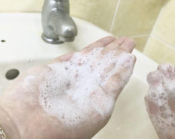 泡泡洗面乳,洗卸合一,快速卸妝,正確清潔保養,洗臉紙