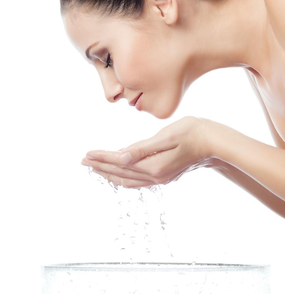 洗臉卸妝,清水卸妝,有機保養,膜殿