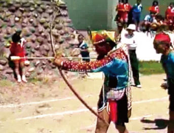 高山獵手—布農族射耳祭
