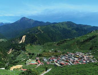 到梨山尋找台灣之美