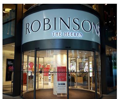 新加坡 Robinsons The Heeren
