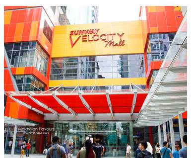 馬來西亞 Sunway Velocity Mall