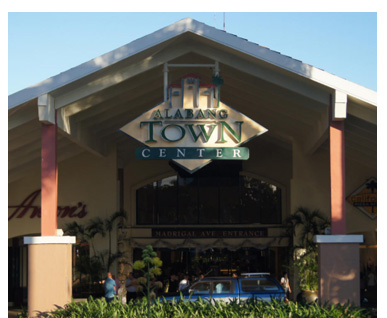 菲律賓 Alabang Town Center