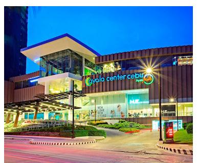 菲律賓 Ayala Center Cebu