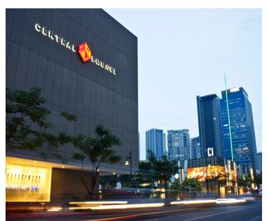 菲律賓 Bonifacio High Street Central Square