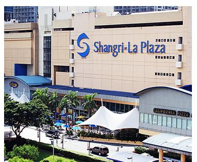 菲律賓 Shangri-La Plaza