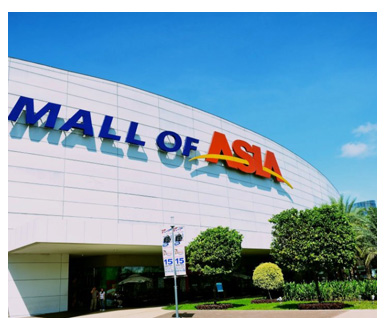 菲律賓 SM Mall of Asia