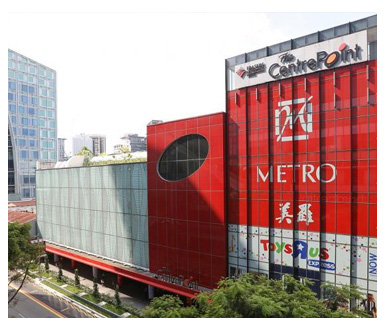 新加坡 Metro Centrepoint