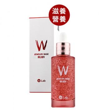 W.Lab 名模聚光妝前精華 (紅瓶-滋養撫紋) 55ml