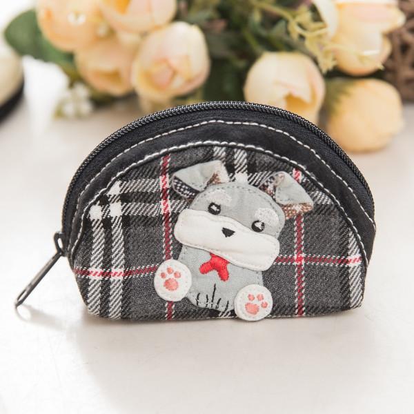 【222712】雪納瑞零錢包/硬幣包/小物包/耳機收納包