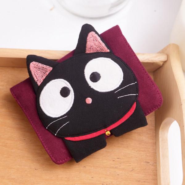【820001】小黑貓卡片包/卡套/證件夾/票卡收納包