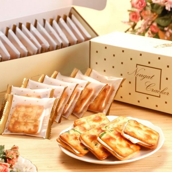 牛軋糖夾心餅(15入)
