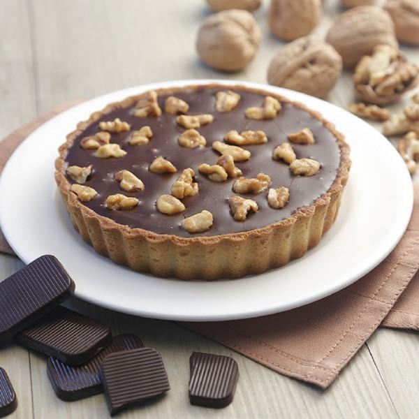 防疫點心一盒就免運 ★生巧克力塔5吋 ★ 65%完美比例巧克力