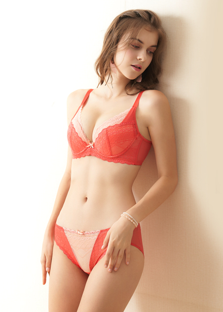 Beauty bra V曲線內衣