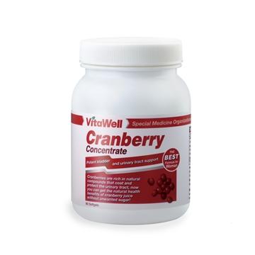 優質生活蔓越莓濃縮膠囊