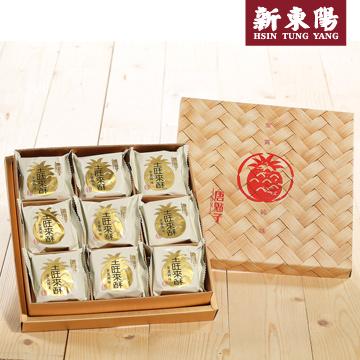 【新東陽】唐點子土旺來酥 405g(9入)