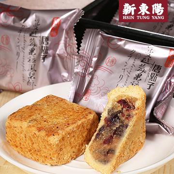 【新東陽】蔓越莓果粒鳳梨酥 450g(10入)