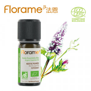 【Florame法恩】胡椒(歐)薄荷10ml