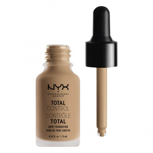 NYX Professional Makeup 全面控制水感粉底液