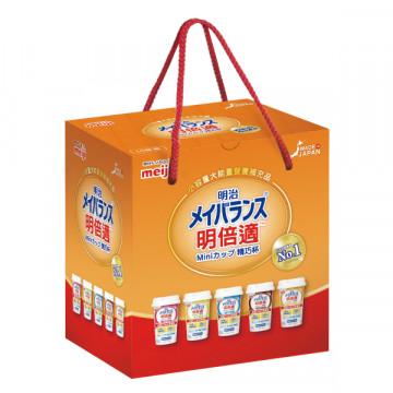 明倍適禮盒組(10杯裝)【杏一】