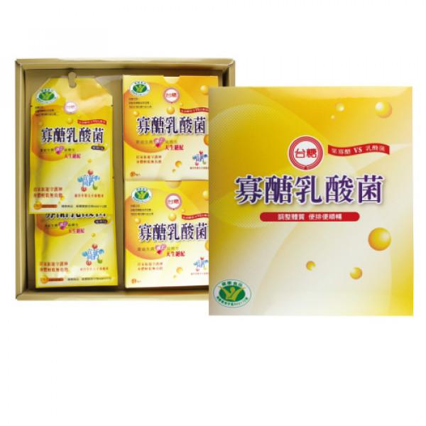 【台糖】台糖寡醣乳酸菌(30包*2盒+3包*2袋)(B105)