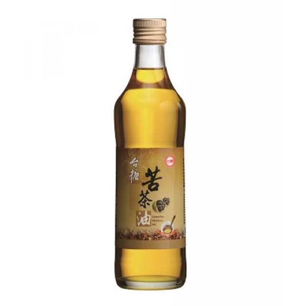 【台糖】台糖苦茶油500ml(9940)