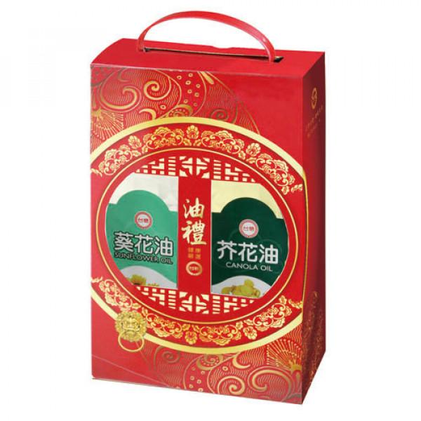 【台糖】台糖葵芥油禮盒(G721452)