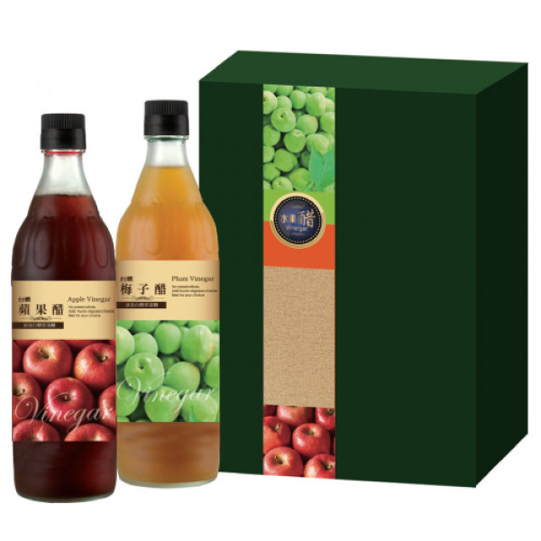 【台糖】台糖水果醋禮盒(9245)