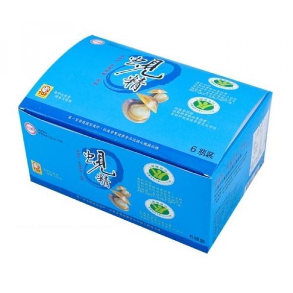 【台糖】台糖蜆精(6瓶/組)(880606)