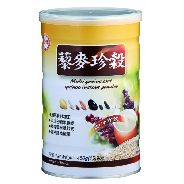 【台糖】台糖藜麥珍穀450g(9711)